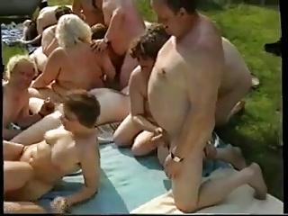 Free HD Granny Tube Party